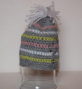 Baby Mütze 1-3 Monate